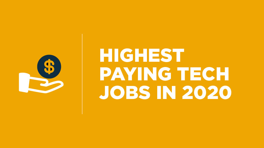 2020 Top Paying IT Jobs